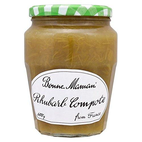Bonne Maman Rhubarb Compote 600g