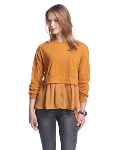Kai-aakmann Women's Combo Sweater