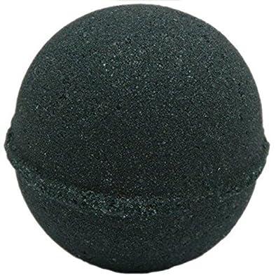 Black Bath Bomb 5.7 oz Aloe Vera Kaolin Clay scented w/ Little Black Dress