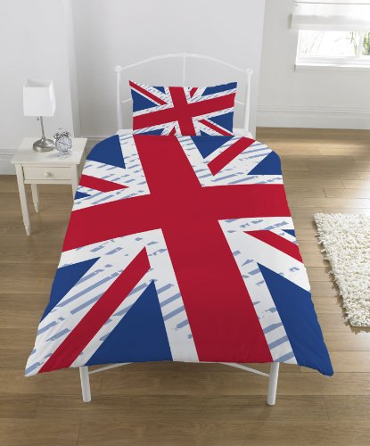 Union Jack Single Duvet