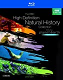 BBC Natural History Collection (Planet Earth: Special Edition / Galapagos / Ganges / Wild China) [Blu-ray]