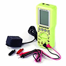 TPI 440 Single Input LCD Oscilloscope with True RMS digital Multimeter, 7.2V AA x 8 NiCad Battery, 1MHz Bandwidth
