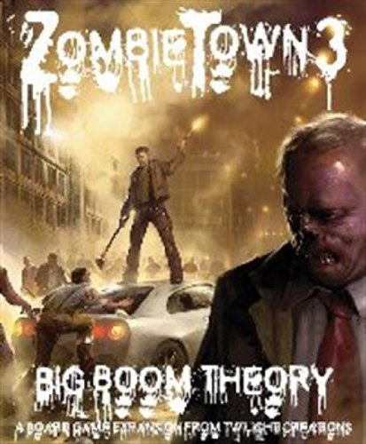 Twilight Creations Zombie Town 3: Big Boom Theory Expansion - 1