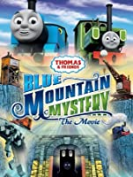 Thomas And Friends: Blue Mountain Mystery The Movie [HD]