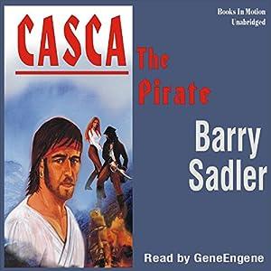 Casca the Pirate: Casca Series #15 Audiobook