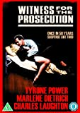 Witness for the Prosecution [DVD] [1957]