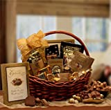 Large Chocolate Gourmet Gift Basket - Makes a Perfect Holiday Gift