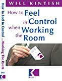 Kintish 'How to feel in control when working the room' [DVD]