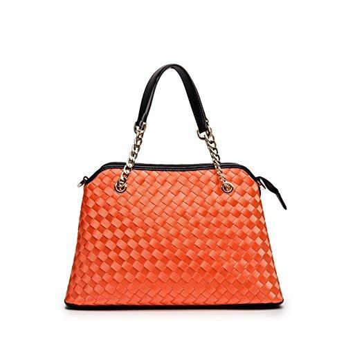 sacs à main mode européens et américains tissés/package Diagonal