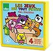 Vilac - 6217 - Jouet Premier Age - Jeux des Tout Petits Mes Doudous