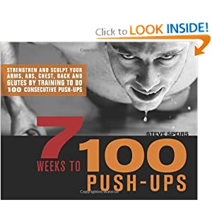 Click to buy Home Fitness And Exercise Equipment: 7 Weeks to 100 Push-Ups from Amazon!