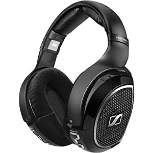 Sennheiser HDR 220 Additional Headphone for RS 220 Digital Wireless Headphone System (Black)(Discontinued by Manufacturer)