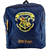 Harry Potter Hogwarts Denim Backpack