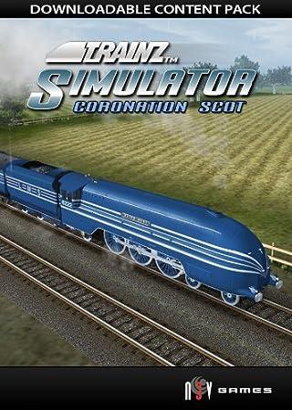 Trainz Simulator: Coronation Scot [Download]