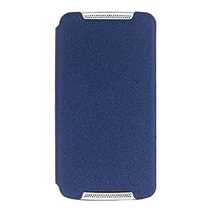 HTC Desire 526G Plus Flip Cover, Original Ziaon(TM) Super Series Flip Stand Case For HTC Desire 526G Plus- Blue