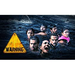 Warning  (Hindi Film / Bollywood Movie / Indian Cinema DVD) 2013