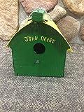 Handmade John Deere Bird House