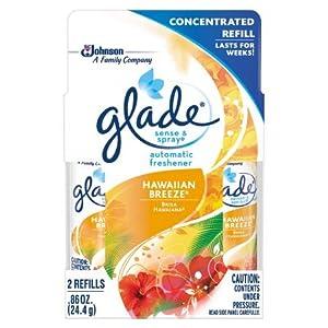 Bundle Of 3 Glade Automatic Room Refreshner R Timeless