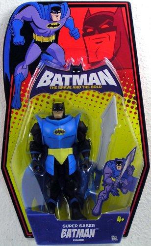 Batman: Brave And The Bold Super Saber Batman Action Figure