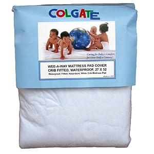 colgate baby mattress