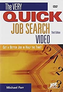 The Very Quick Job Search Third Edition