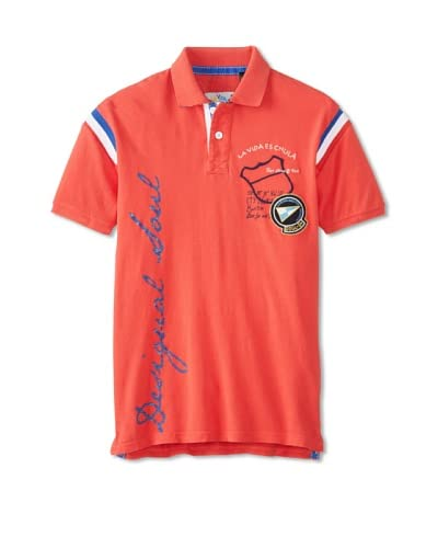 Desigual Men's Ayala Polo