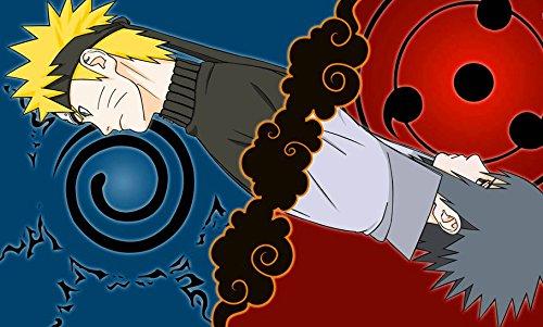 Road to Ninja Naruto the Movie (40x24 inch, 99x60 cm) Silk Poster Seta Manifesto PJ1F-E8DE