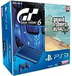 Console PS3 500 Go bleue + Gran Turis...
