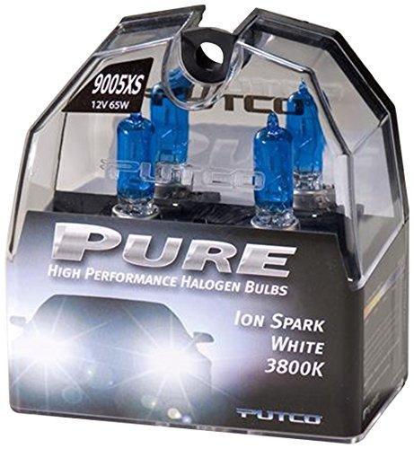Putco 239005Xsw Premium Automotive Lighting Ion Spark White Halogen Headlight Bulb