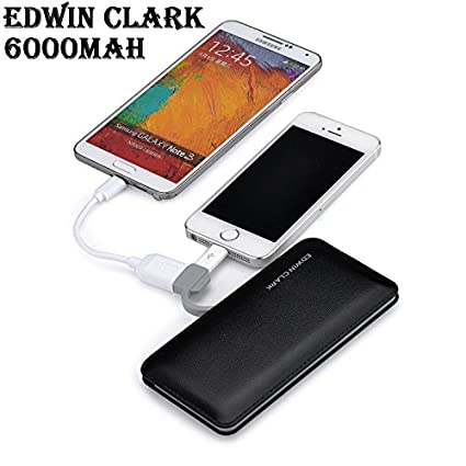 Edwin Clark ED6000 6000mAh Power Bank