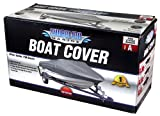 Boat Cover Gray Deluxe