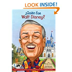 �Qui�n fue Walt Disney? (Who Was...?) (Spanish Edition)