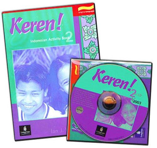 Keren! Indonesian Course Book 2: Activity Book