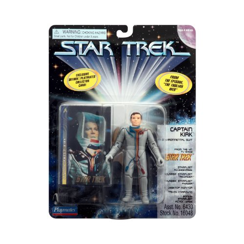Star Trek Series 5 > Captain Kirk in Environmental Suit Action Figure