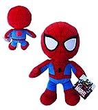 Spiderman 30cm Supersoft Poupée Peluche Originalee film Marvel Comic Heroes Haute Qualité...