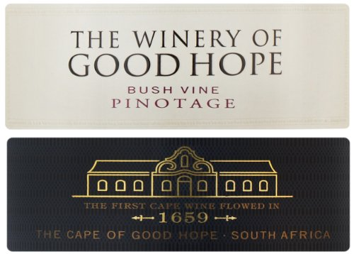 2012 Pinotage, The Winery Of Good Hope 750 Ml