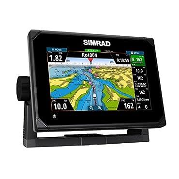 Simrad GO7 XSE Chartplotter/Fishfinder w/HDI Transom Mount Transducer