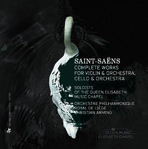 L'Oeuvre complete pour violon & orchestre et violoncelle et orchestre