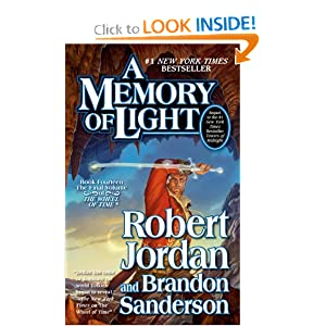 A Memory of Light (Wheel of Time) by Robert Jordan and Brandon Sanderson