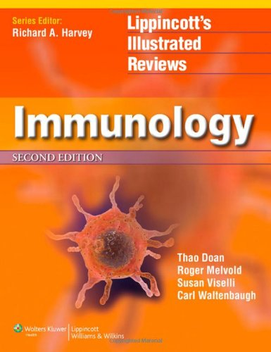 Immunology (Lippincott Illustrated Reviews Series) front-900016