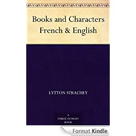 Books and Characters French & English (English Edition)