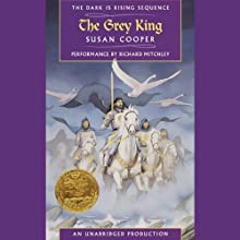 The Grey King (       UNABRIDGED) by Susan Cooper Narrated by Richard Mitchley