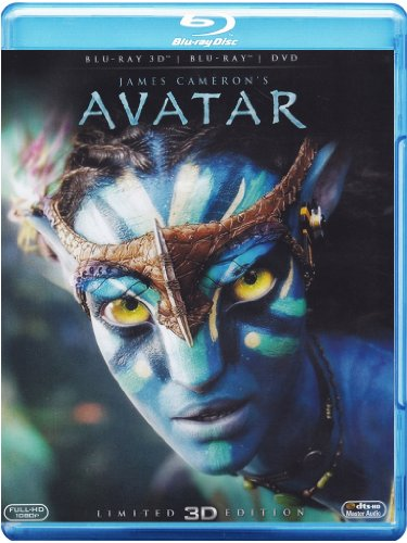 Avatar (2D+3D+DVD) (limited edition) [Italia]