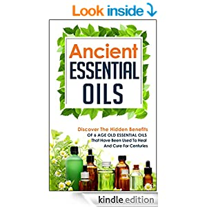 Carmen Mckenzies Ancient Essential Oils Kindle eBook