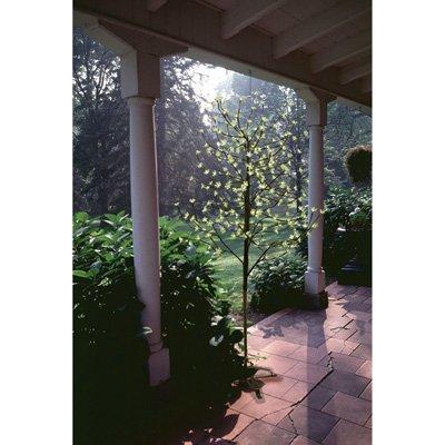 Sterling 92411028 6.5-Feet Led Blossom Tree Warm, White