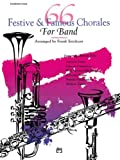 66 Festive and Famous Chorales for Band: Percussion, Snare Drum, Bass Drum (0739002139) by Erickson, Frank
