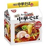 日清 ラーメン屋さん横浜中華そば5食パック 86g×5 (2入り)