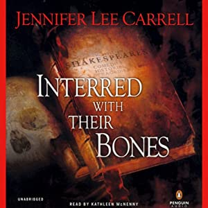 Interred with Their Bones | [Jennifer Lee Carrell]