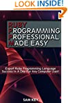 Ruby Programming Professional Made Ea...
