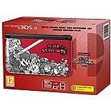 Console Nintendo 3DS XL - rouge + Super Smash Bros - édition limitée